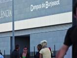 Campus de Burjassot, Universitat de València.