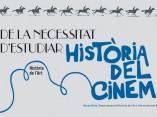 El tema: Cinema i educació. De la necessitat d'estudiar història del cinema. Història de l'Art.