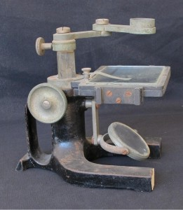 Microscopi disecció Reichert