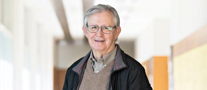 Victorino Mayoral, president de la Lliga Espanyola de l'Educació i la Cultura Popular (LEECP).